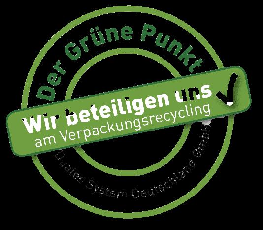 Der Grüne Punkt Label